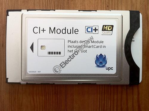 UPC DigiCard CI+