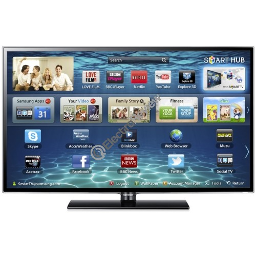 samsung 32es6100 smart tv 3d 80 cm. Black Bedroom Furniture Sets. Home Design Ideas