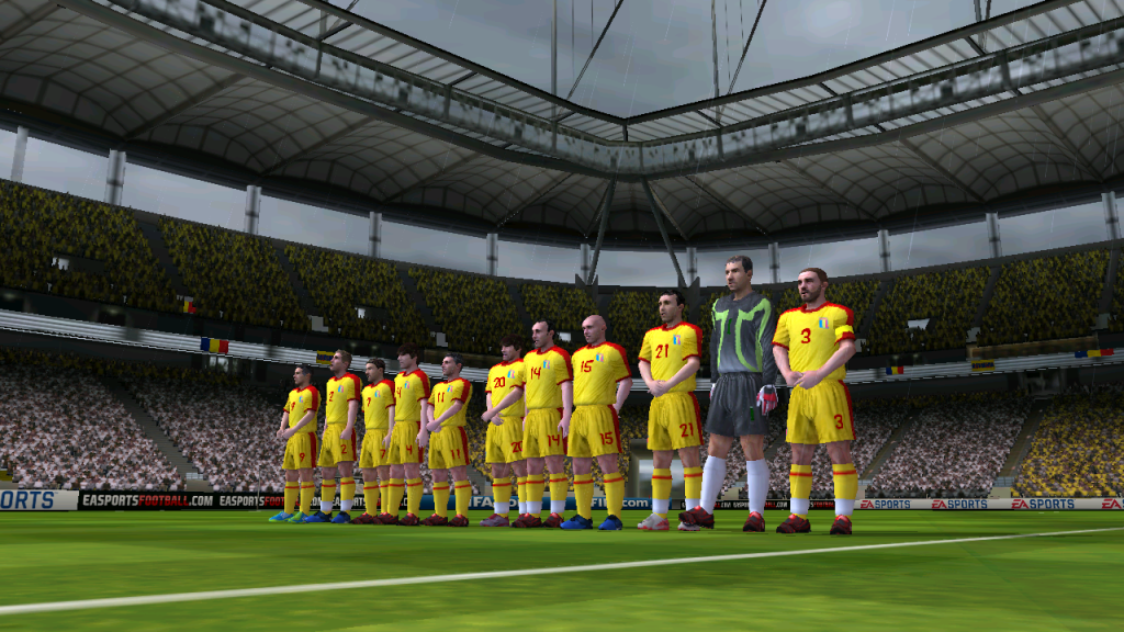 Romania Fifa 12 Android Mobil