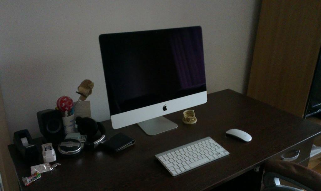 iMac 2012 21.5 inch