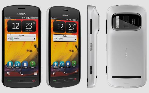 Telefon mobil Nokia PureView