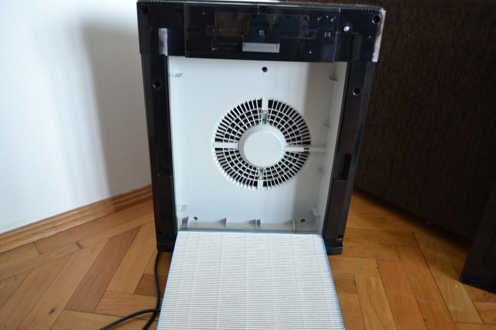 Ventilator Purificator de Aer Electrolux