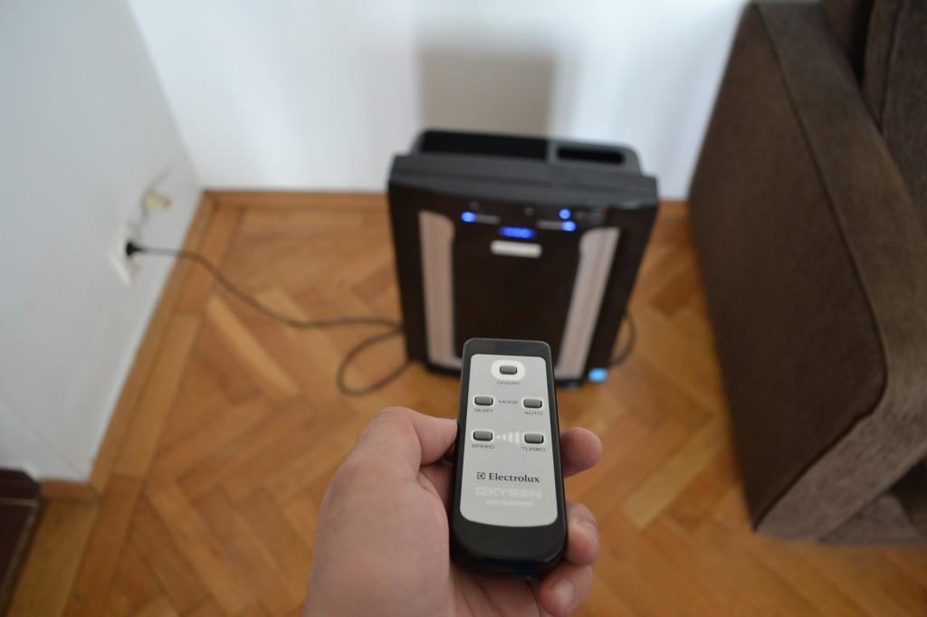 Telecomanda pentru Purificator de aer Electrolux Z9124