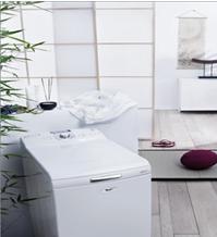 Tehnologia Zen - grad mare de silentiozitate la masini de spalat rufe Whirpool