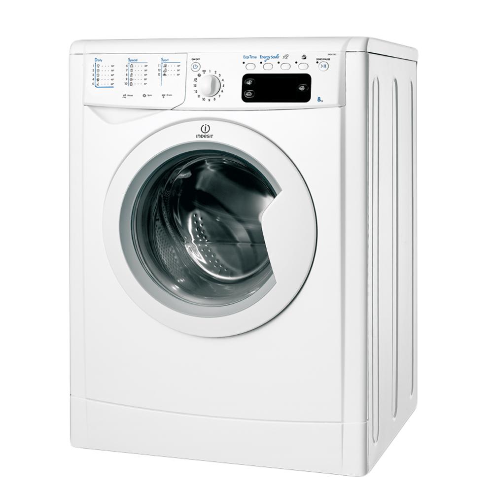 Masina de spalat rufe Indesit IWE81282BCECO, 8 kg