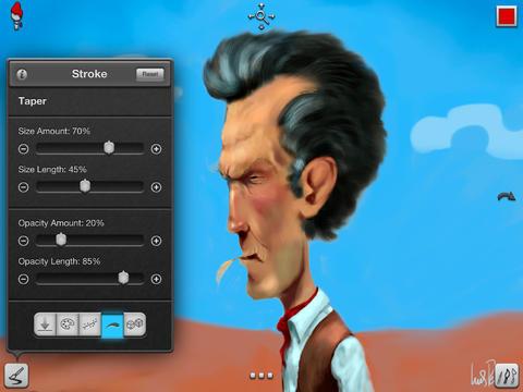 Aplicatie desen Inspire-Pro pentru iPad
