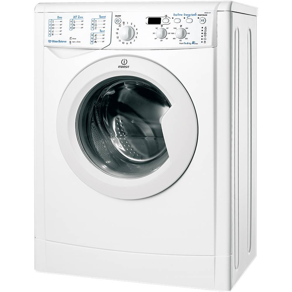 Masina de spalat rufe Indesit IWSD61251CECO