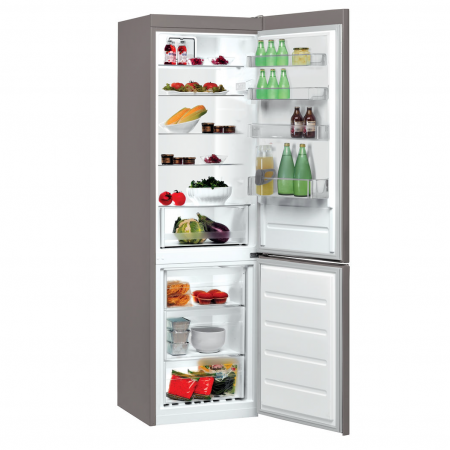 Combina frigorifica Indesit LR9 S1Q F X