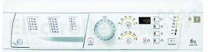 Meniul masinii de spalat Ariston ARX 145 - indicatoare