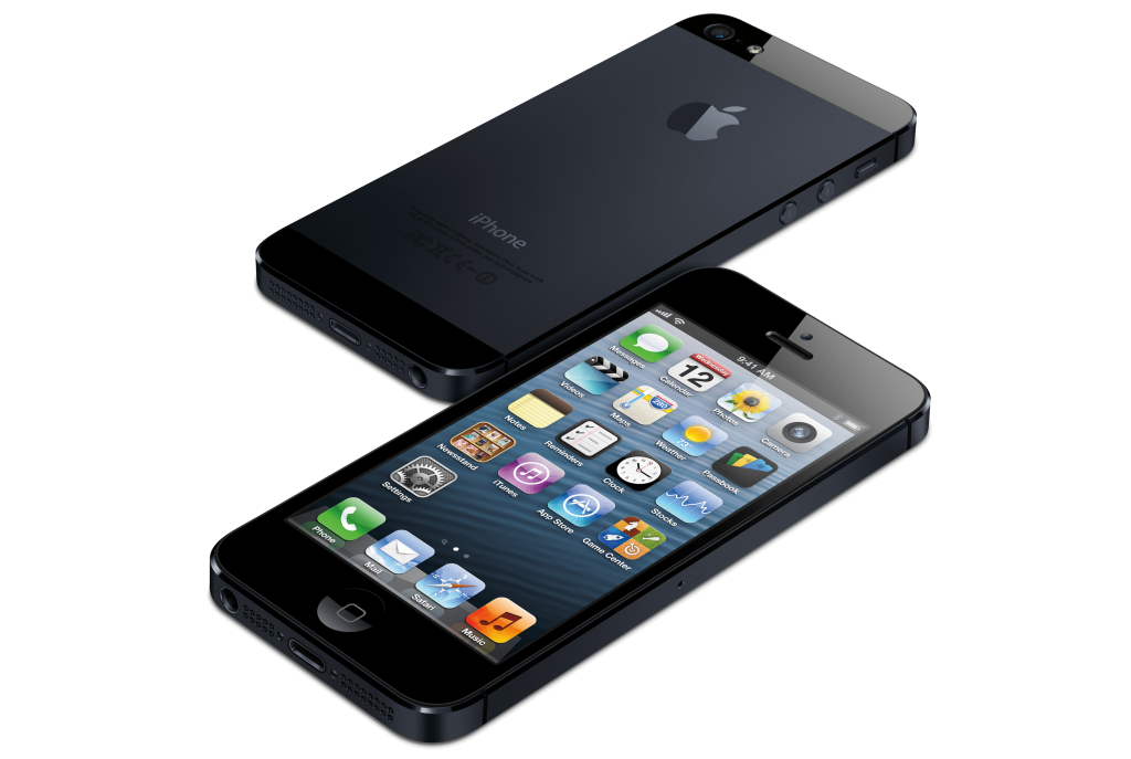 Apple iPhone 5 Negru