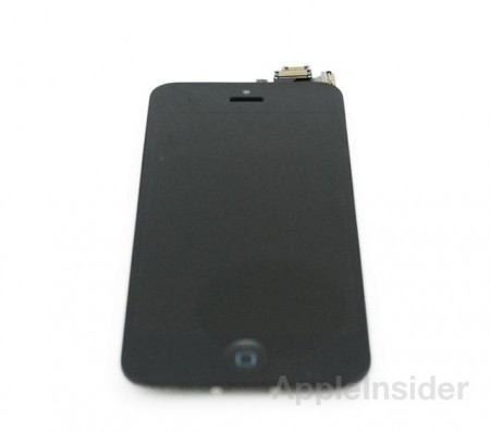 apple iphone display sharp