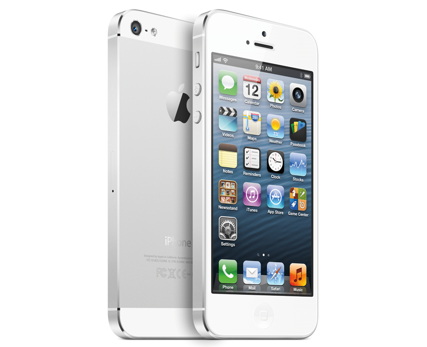Apple iPhone 5 Alb