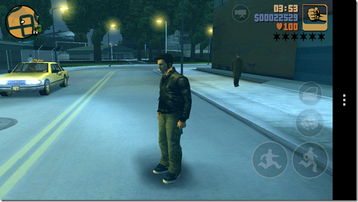 GTA 3 pe HTC One X