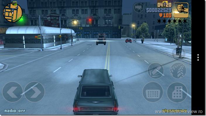 GTA 3 Android - masini