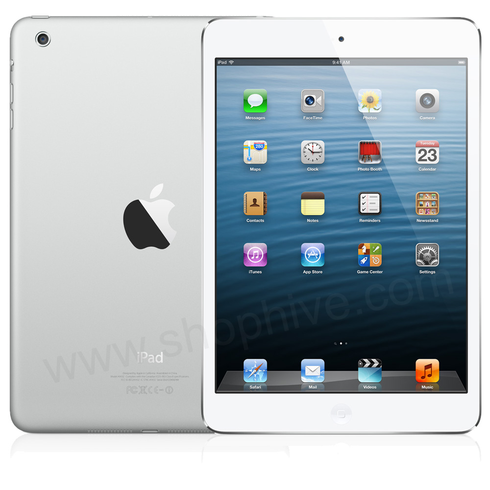 Apple iPad mini White