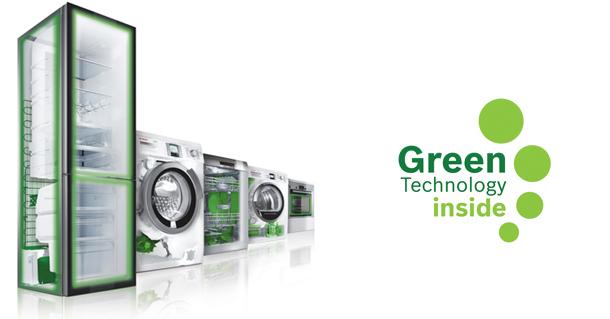 Tehnologie Bosch Green Technology Inside
