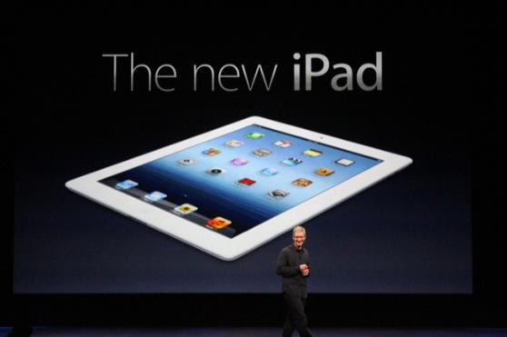 Noul iPad: Apple iPad 5