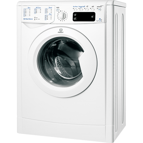 Masina de spalat rufe Indesit IWSE51051CECO