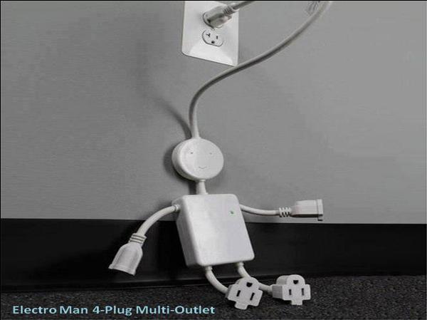 Incarcator Electro Man 4 multiplug