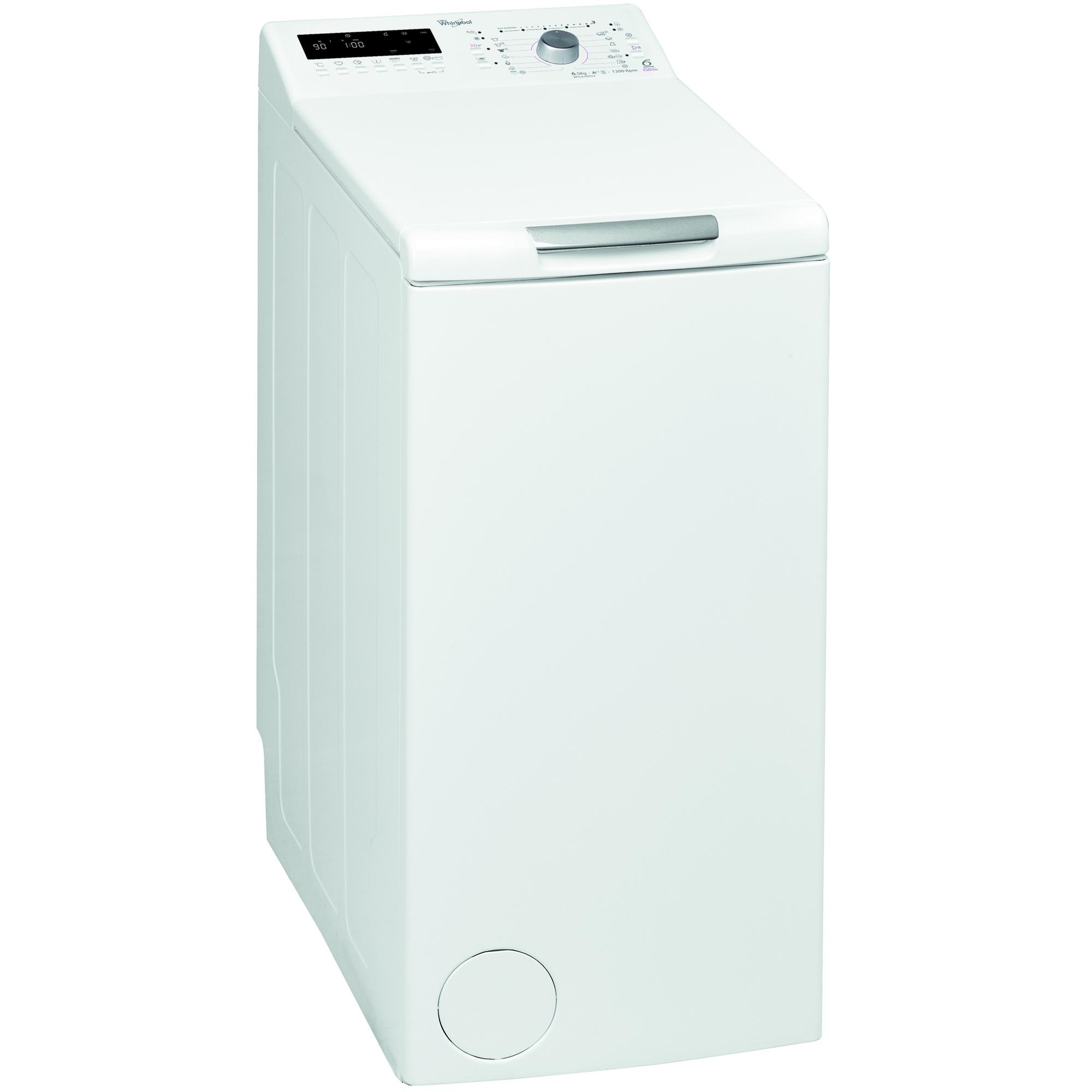 Masina de spalat rufe Whirlpool WTLS 65912